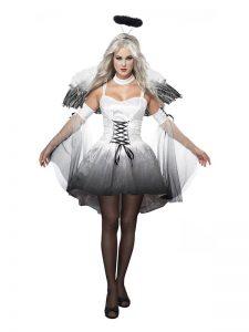Disfraz Angel de la oscuridad
