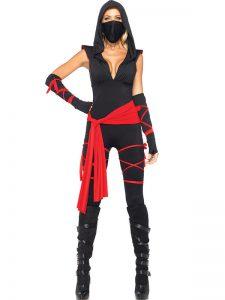 Disfraz Ninja Mortifera