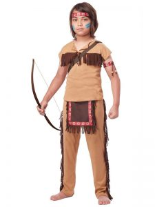 Disfraz Niño Indio