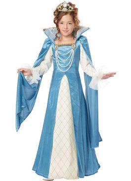 Disfraz Reina Niña