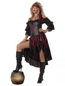 Disfraz Pirata Mesera