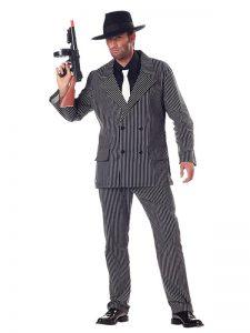 Disfraz Gangster