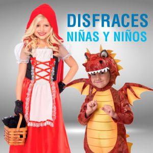 banner_disfraces_gris choco express juguetes