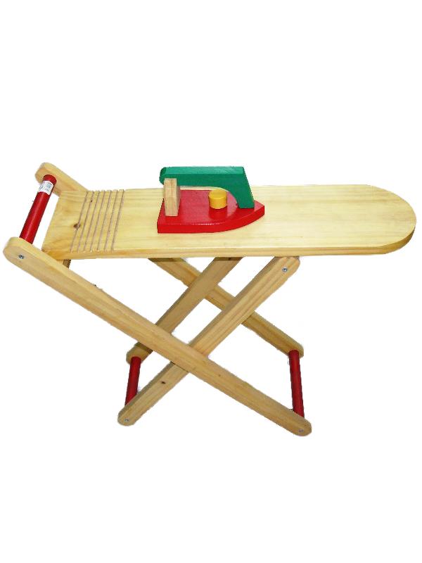 tabla-de-planchar de madera choco express