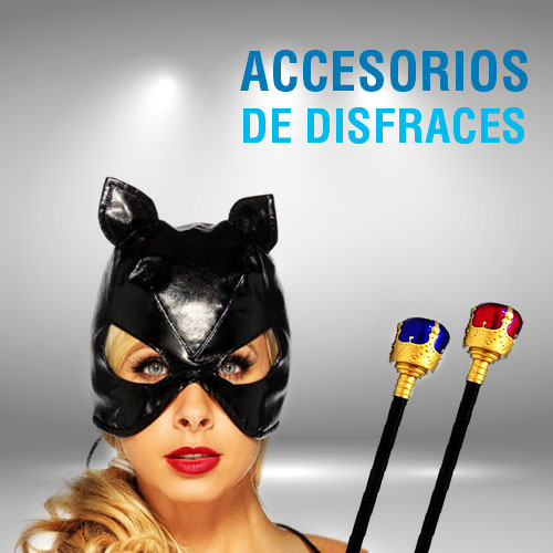 accesorios de disfraces chocoexpess