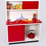juguete madera mueble de cocina