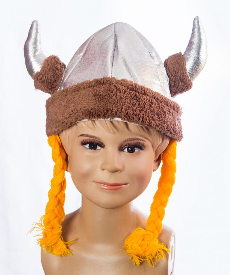 Gorro Vikingo Plata - Choco Express Disfraces - disfraces adultos ... b4de3464da3