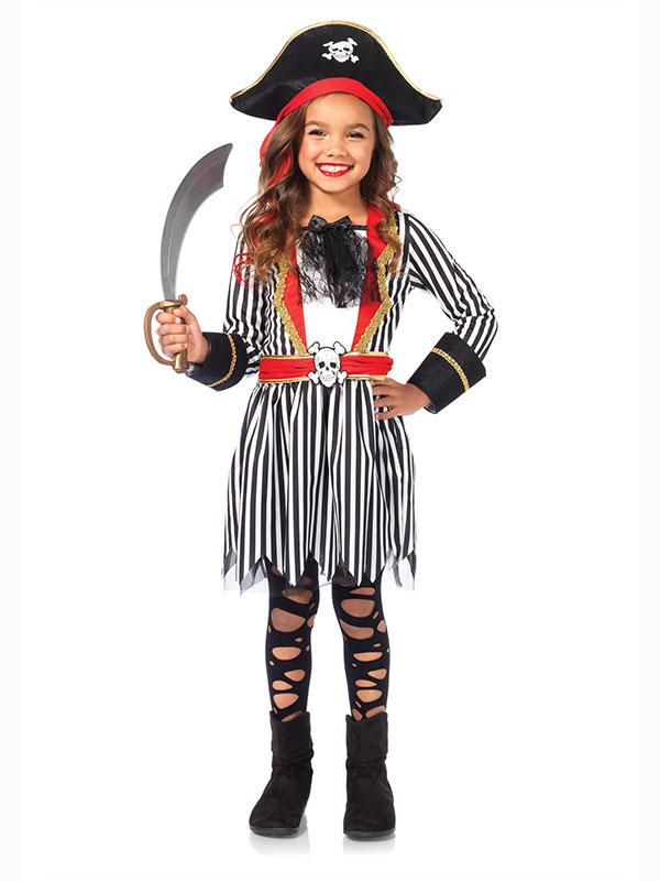 Disfraz Pirata Niña - Choco Express - Disfraces - hallowen - alas de ... 2154fd119de9