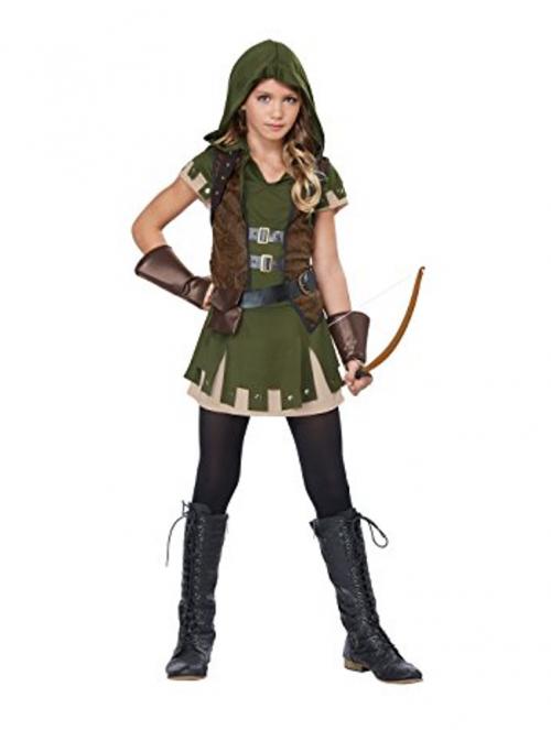 Miss Robin Hood - Choco Express Disfraces - disfraces niñas - venta ... 4f7adbce1e7