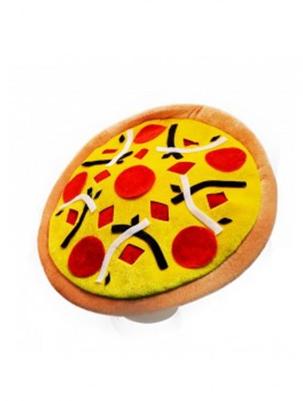 Gorro Pizza - Choco Express Disfraces - cotillón - venta de ... 0018735662e