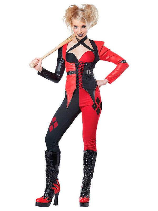 Disfraz Harley Quinn- ChocoExpress - Halloween - Fiesta de Disfraces ... 2a3c393379e