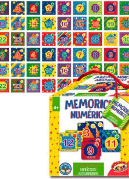 Memoria Numérico